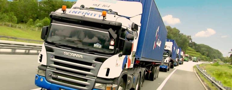 Cargo Transport in Kenya